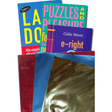 Lazy Dog, Puzzles & Pleasure och e-right
